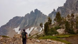 Sawtooth Hike